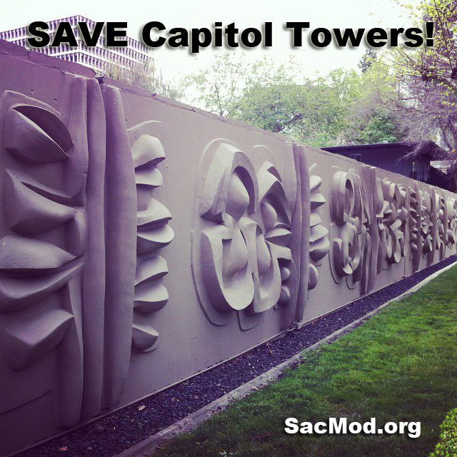 Save Capitol Towers