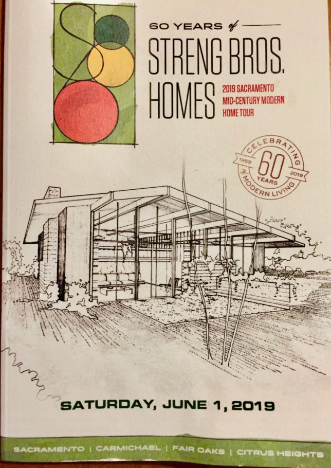 2019 SacMod MCM Home Tour Guidebook
